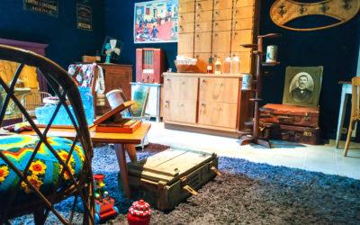 Mise en place Showroom